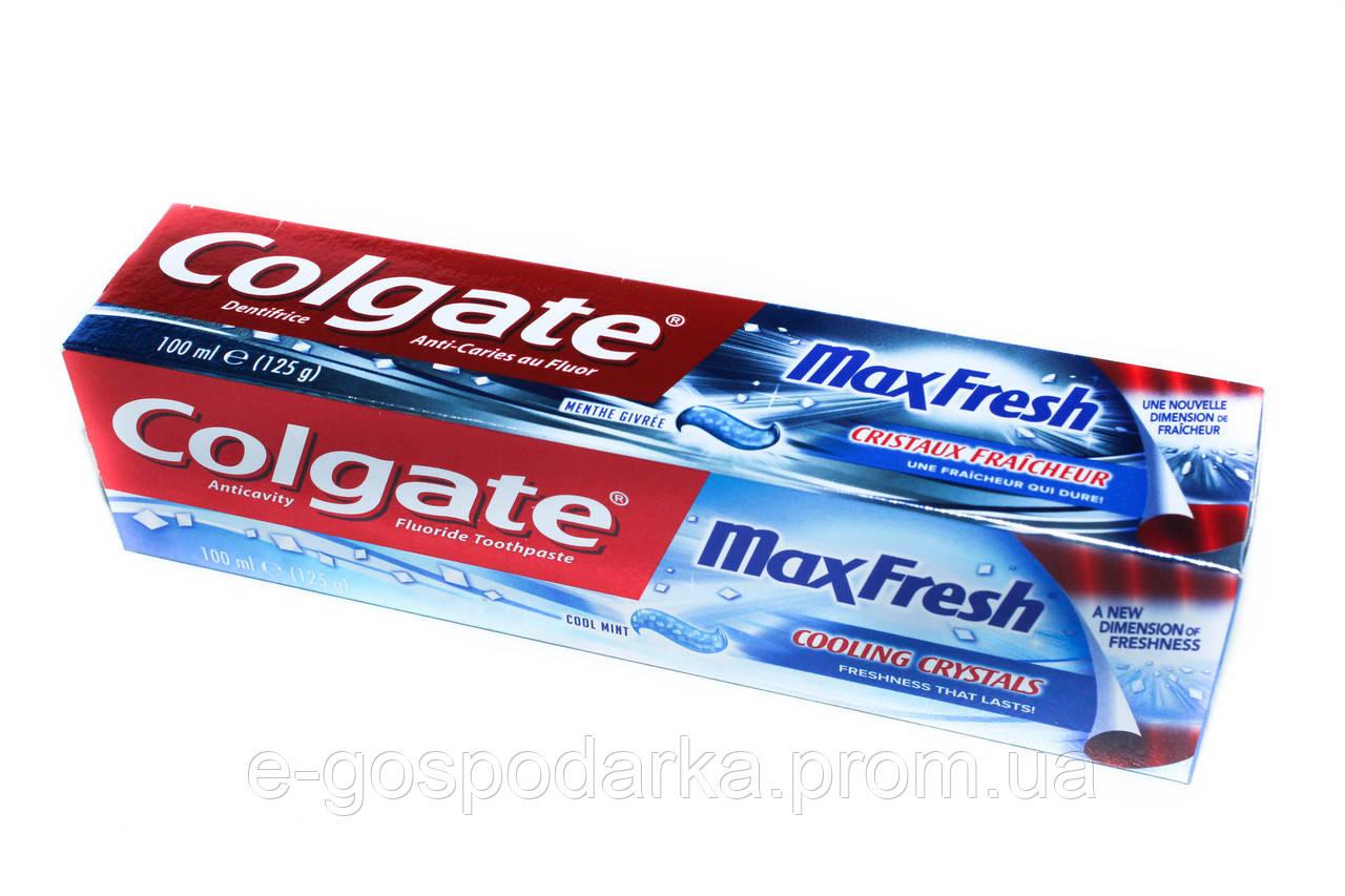 Colgate - зубная паста Max Fresh, 100 мл (Польша