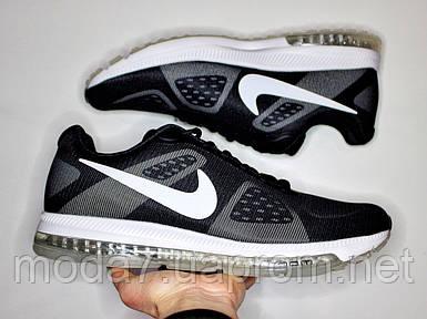 Мужские кроссовки Nike Zoom черные