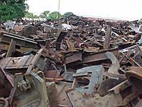 Украина: В Верховной Раде зарегистрирован законопроект о металлоломе