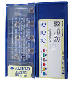 Пластина Sumitomo WCMX040208 FN ACZ330