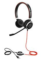 Гарнитура для колл-центра Jabra EVOLVE 40 MS Stereo, фото 3