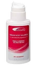 BIA-гель Female Body Balance для женщин, дикий ямс, лецитин, климакс, гормональный фон, киста, миома,онкология