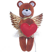Мягкая игрушка медвежонок Ангел