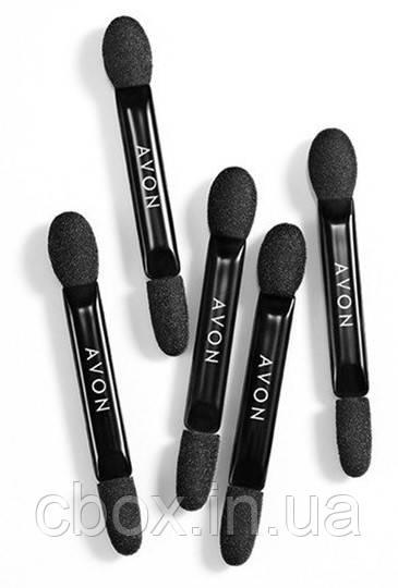 Набор двусторонних аппликаторов для макияжа (5 шт), Avon, Эйвон, 95094