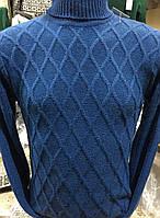Свитер мужской TAIKO, шерстяной, свитер-гольф