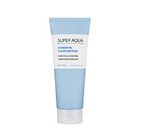 MISSHA Пенка для умывания Super Aqua Refreshing Cleansing Foam 200ml