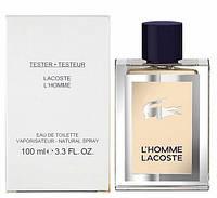 Lacoste L'Homme Тестер 100 мл