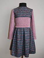 Детское платье для девочек повседневное ангора, фото 1