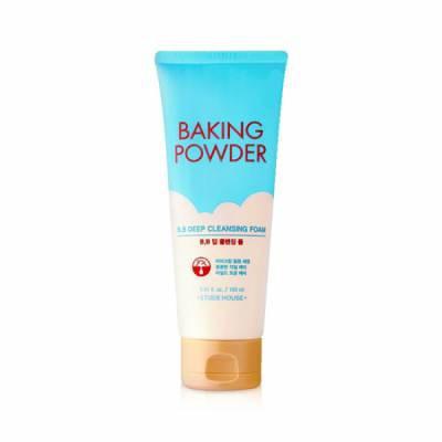 Etude House Пенка для снятия макияжа Baking Powder BB Deep Cleansing Foam 150ml