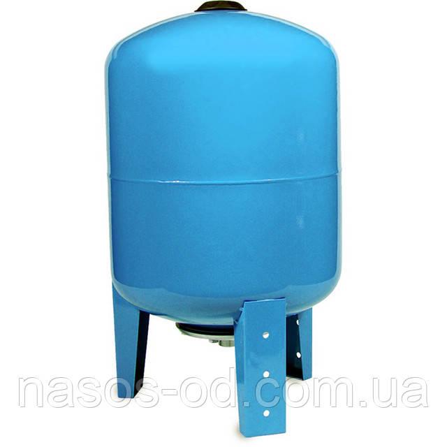 Гидроаккумулятор бак для воды в систему водоснабжения на ножках 100л Aquatica