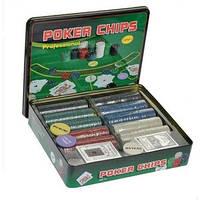 Покерный набор 500фишек IG-3006