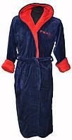 Теплый мужской халат от производителя