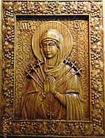 Иконы Матери Божьей. Икона Семистрельная, фото 1