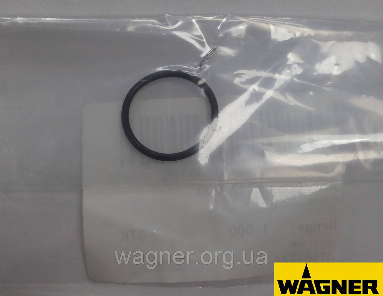 Уплотнительное кольцо Wagner для HeavyCoat O-ring