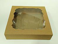 Коробка для подарков 160х160х35 мм, фото 1