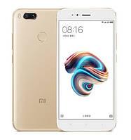 "Смартфон Xiaomi Mi5x 4/64 Gold, 8 ядер, 12+12/5Мп, 5.5"", 2Sim, 4G, 3080мАh Android 7.1., фото 1"