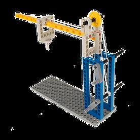 Набор для курса обучения Gigo Мощность и простые машины 1234