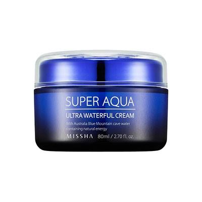 MISSHA Увлажняющий Крем БОЛЬШОЙ РАЗМЕР Super Aqua Ultra Waterfull Cream 80ml