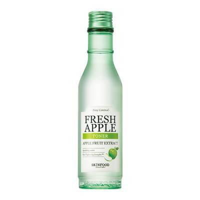 SKINFOOD Тонер для сужения пор Fresh Apple Toner  160ml
