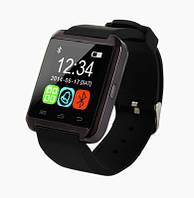 Многофункциональные умные часы Smart Watch U8 black