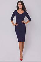 Классическое платье футляр  Lusien Р 101