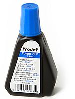 Штемпельная краска Trodat 28 мм (синяя)