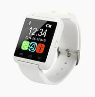Многофункциональные умные часы Smart Watch U8 white