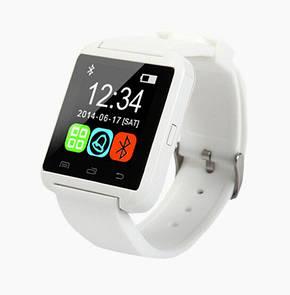 Многофункциональные умные часы Smart Watch U8 white, фото 2