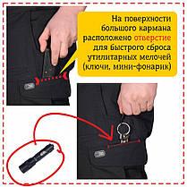 M-Tac брюки Operator Flex Black, фото 3