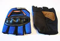Вело-мото перчатки текстильные BC-360