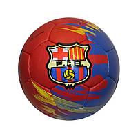 Мяч футбольный BARCELONA №5 PVC FB-0047-3568