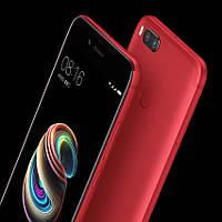 "Смартфон Xiaomi Mi5x 4/64 Red, 8 ядер, 12+12/5Мп, 5.5"", 2Sim, 4G, 3080мАh Android 7.1., фото 1"