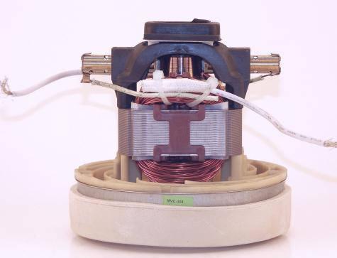 Мотор для турбосушки - Metrovac SK-1 (MVC-308A), фото 2