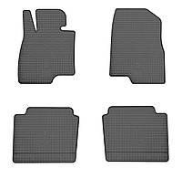 Коврики в салон резиновые для Mazda 6 2013- Stingray (4шт)