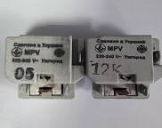Пускозащитное реле MPV (МПВ)