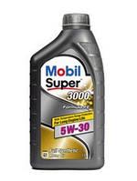 Масло моторное Mobil Super 3000 Formula FE 5W-30 API SL/CF (Канистра 1л), фото 1