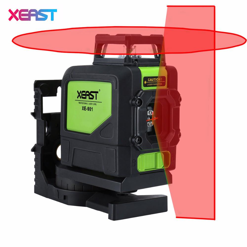 Лазерный уровень Xeast xe-901