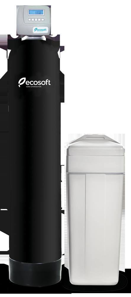 Фильтр обезжелезивания и умягчения воды Ecosoft FK 1354 CE