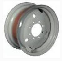 Колесный диск W8x16 на 8 шпилек для прицепа