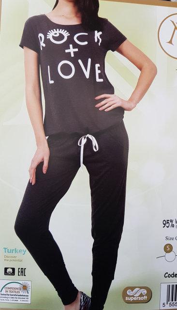 """Женская пижама """"Nicoletta"""" №90231"""