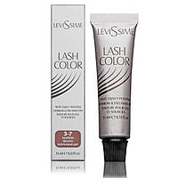 Краситель для бровей и ресниц Levissime Lash color. Выбор цвета. Коричневый, Краска