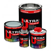 Novol Ultra Fuller 100 5+1 - Универсальный акриловый грунт 5+1 (комплект: грунт + отвердитель)