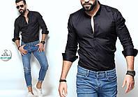 Рубашка мужская,р. M, L, XL, XXL  Турция