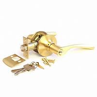 Защелка Apecs 8023-01-gm золото матовое