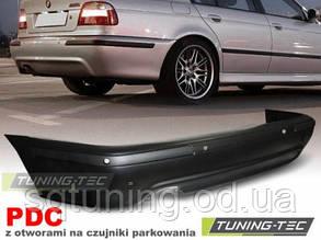 Бампер задний BMW E39 09.95-06.03 M5 STYLE (ZTBM08) под парктронник