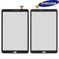 """Сенсорный экран (touchscreen) для Samsung T580 Galaxy Tab A 10.1"""" WiFi, черный, оригинал"""