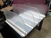 Перегородки с оргстекла б у., купить перегородки стеклянные бу., фото 1