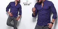 Рубашка мужская,р.M, L, XL Турция