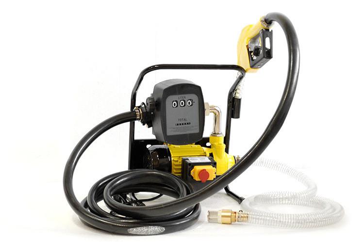 Мини АЗС. Насос для перекачки топлива 40 л.мин заправка200 WAT Geko Mini Заправочная станция