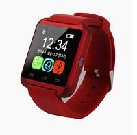 Многофункциональные умные часы Smart Watch U8 red